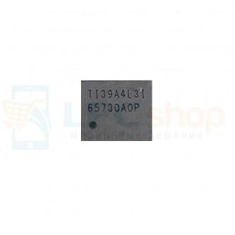 Защитный фильтр (стекляшка) дисплея iPhone 5С/5S/6/6 Plus/6S 65730A0P - 20 pin
