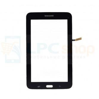 Тачскрин (сенсор) для Samsung Tab 3 7.0 Lite T110 Черный