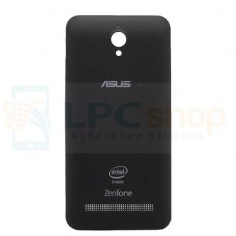 Крышка(задняя) Asus ZC451TG (ZenFone Go) Черная