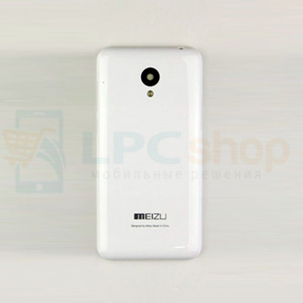 Крышка(задняя) Meizu M2 mini Белый