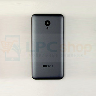 Крышка(задняя) Meizu M2 mini Серый