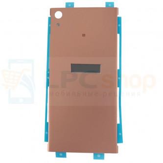 Крышка(задняя) Sony XA1 Ultra G3221 / XA1 Ultra Dual G3212 Розовый
