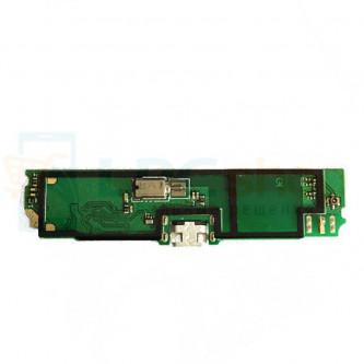 Шлейф разъема зарядки Lenovo S890 (плата)