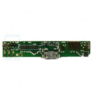 Шлейф разъема зарядки Fly FS516 Cirrus 12
