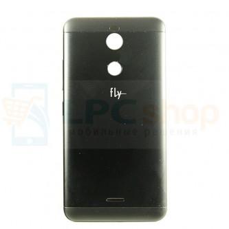 Крышка(задняя) Fly FS520 (Selfie 1) Черный