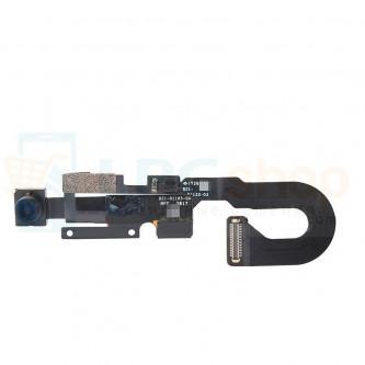 Шлейф iPhone 8 передней камеры / датчик света / микрофон В СБОРЕ