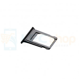 Лоток SIM iPhone 8 Черный