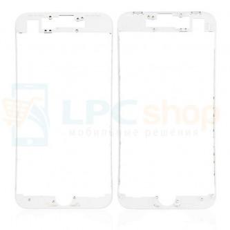 Рамка дисплея для iPhone 8 Белая