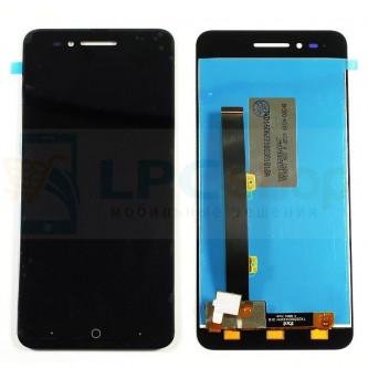 Дисплей для ZTE Blade A610 (TXDS500SHDPA-318) в сборе с тачскрином Черный