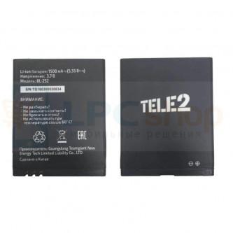 Аккумулятор для Tele2 BL-252 ( Mini )
