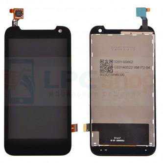 Дисплей для HTC Desire 310 / Desire 310 Dual в сборе с тачскрином Черный