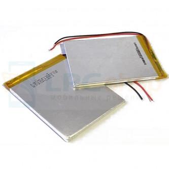 Аккумулятор универсальный 3795105p 3,7v Li-Pol 4000 mAh (3.7*95*105 mm)
