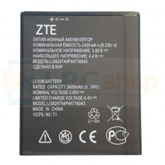 Аккумулятор для ZTE Li3824T44P4h716043 ( Blade A520 )