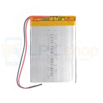 Аккумулятор универсальный 475070p 3,7v Li-Pol 2500 mAh (4.7*50*70 mm)