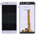 Дисплей для Huawei Y5 2017 в сборе с тачскрином Белый