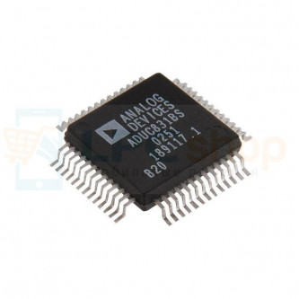 Микроконтроллер ADUC831BSZ CISC Analog Devices , LQFP