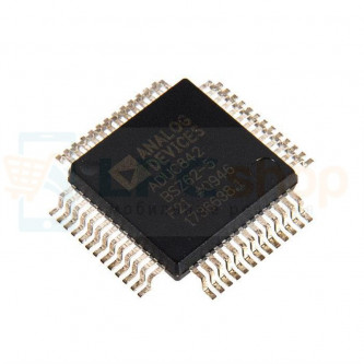 Микроконтроллер ADUC842BSZ62-5 CISC Analog Devices , MQFP