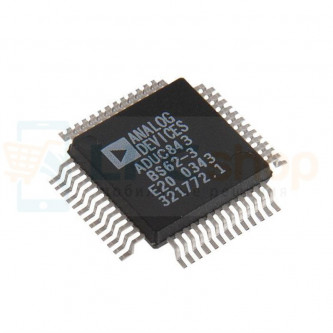 Микроконтроллер ADUC843BSZ62-3 CISC Analog Devices , MQFP