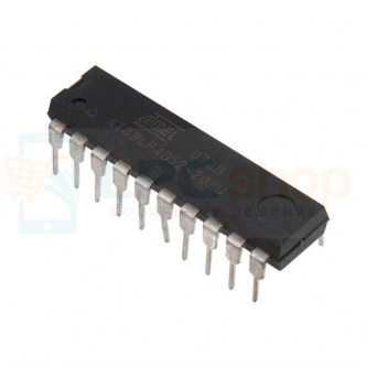 Микроконтроллер AT89LP4052-20PU CISC Atmel ,