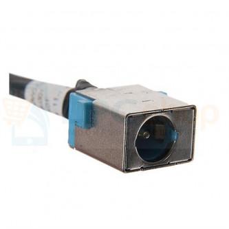 Разъем зарядки для ноутбуков P/N PJ142 Acer Aspire 4750, 4570z, 4750g, 4750gz, 5 pins, на шлейфе (косичка)