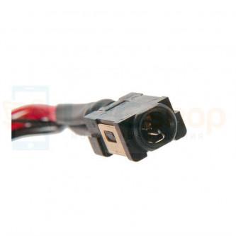 Разъем зарядки для ноутбуков P/N Pj473 Samsung Np900x3a-A02us, 900X, Np900x3a-A03u, на шлейфе (косичка)