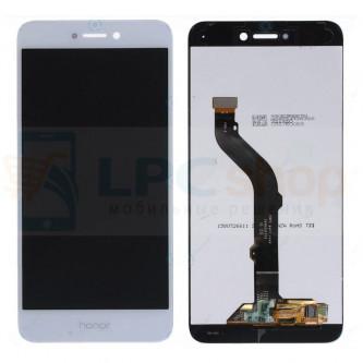 Дисплей для Huawei Honor 8 Lite в сборе с тачскрином Белый