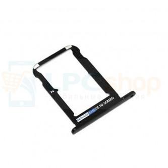 Лоток сим карты и карты памяти Xiaomi Mi Mix 2 Черный