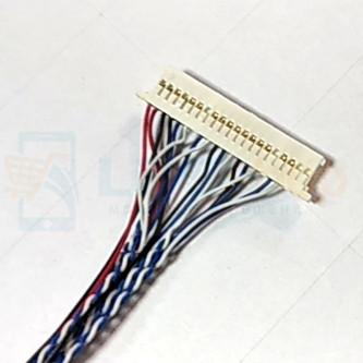 LVDS Кабель для ЖК экрана 51146-20P-S8