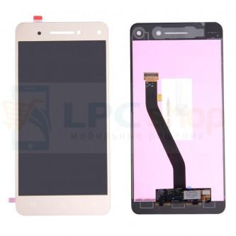 Дисплей для Lenovo Vibe S1 (S1a40) в сборе с тачскрином Золото