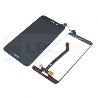 Дисплей для Huawei Honor 6C Pro (JMM-L22) в сборе с тачскрином Синий
