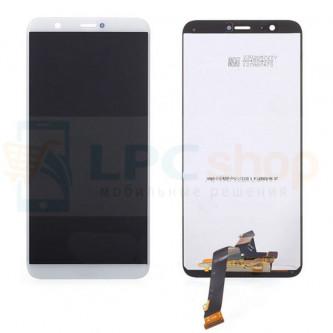 Дисплей Huawei P Smart в сборе с тачскрином Белый