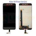 Дисплей для Xiaomi Redmi Note 5A Pro / Prime в сборе с тачскрином Черный