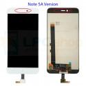 Дисплей для Xiaomi Redmi Note 5A в сборе с тачскрином Белый