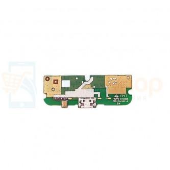 Шлейф Alcatel OT-6012D/OT-6012X (Idol Mini) плата на системный разъем