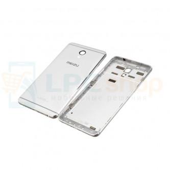 Крышка(задняя) Meizu M5 Note Серебро