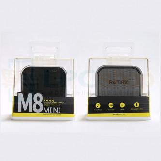 Беспроводная колонка Remax RB-M8 Mini (5 Вт, 500 mAh) Черный