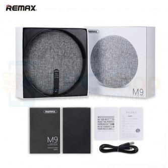 Беспроводная колонка Remax RB-M9 (2 x 3.5 Вт, 1800 mAh) Белый