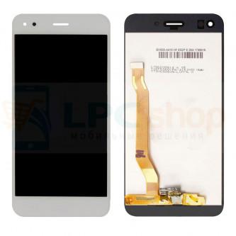 Дисплей Huawei Nova Lite 2017 в сборе с тачскрином Белый