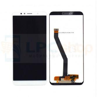 Дисплей для Huawei Honor 7A Pro / Huawei Y6 2018 / Y6 Prime 2018 / Honor 7C AUM-L41 в сборе с тачскрином Белый