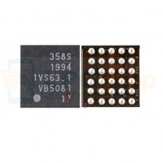 Микросхема 358S 1994 (Контроллер питания)
