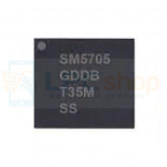Микросхема SM5705 (Контроллер питания Samsung A510/J500)