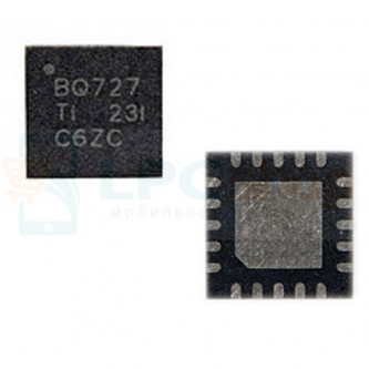 Микросхема BQ24727 (BQ727) (Контроллер питания)
