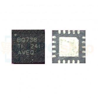 Микросхема BQ24738 (BQ738) (Контроллер питания)