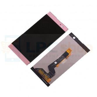 Дисплей для Sony H4113 (XA2 Dual) в сборе с тачскрином Розовый