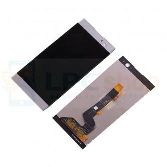 Дисплей для Sony H4113 (XA2 Dual) в сборе с тачскрином Серебро