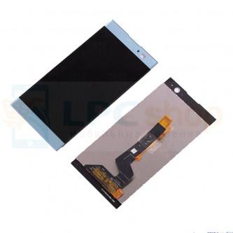 Дисплей для Sony H4113 (XA2 Dual) в сборе с тачскрином Синий