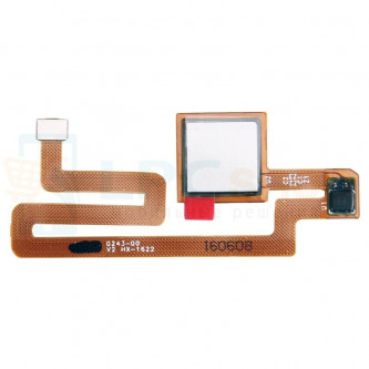 Шлейф Xiaomi Mi Max сканер отпечатка пальцев Серебро