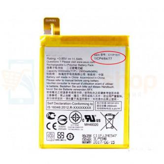 Аккумулятор для Asus C11P1511 ( ZE552KL/ZenFone 3 )1ICP4/64/77 без упаковки