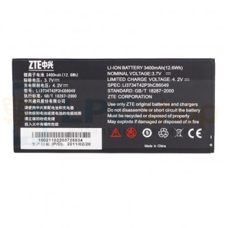 Аккумулятор для ZTE Li3734T42P3hc86049 ( Blade V9 )