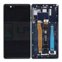 Дисплей для Nokia 3 модуль Синий - Оригинал